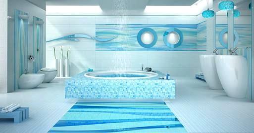 Accesorios para baños modernos