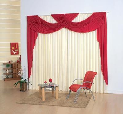 Dise o de interiores cortinas - Cortinas contemporaneas ...