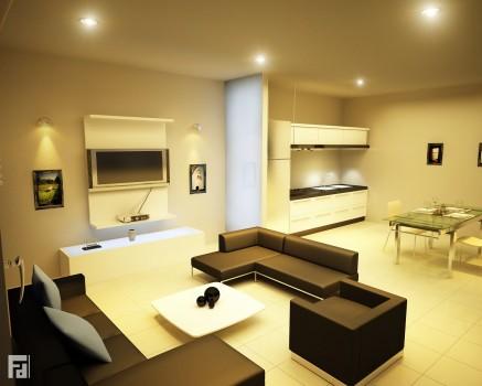 Decoración de Interiores Iluminación