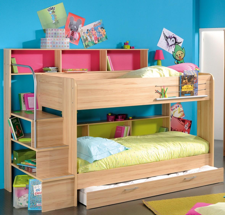 15 dormitorios modernos con literas para ni os - Dormitorio infantil literas ...