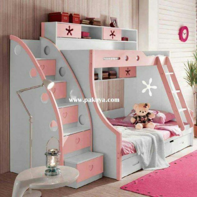 15+ Dormitorios Modernos Con Literas para Niños