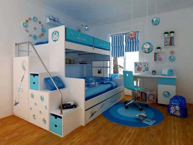 15 dormitorios modernos con literas para ni os - Dormitorios infantiles modernos ...