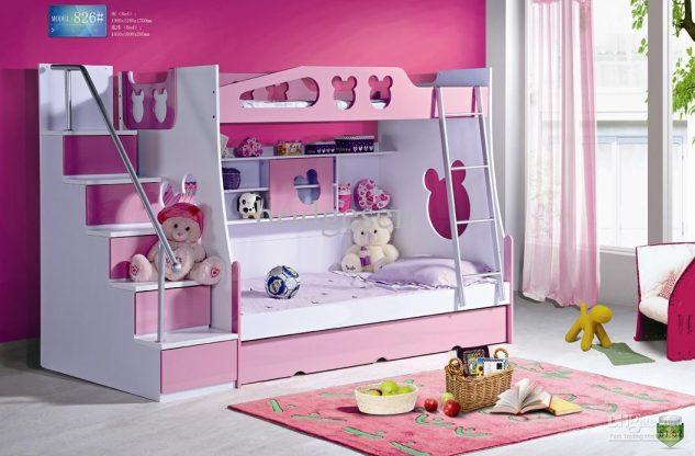 15 dormitorios modernos con literas para ni os - Literas para jovenes ...