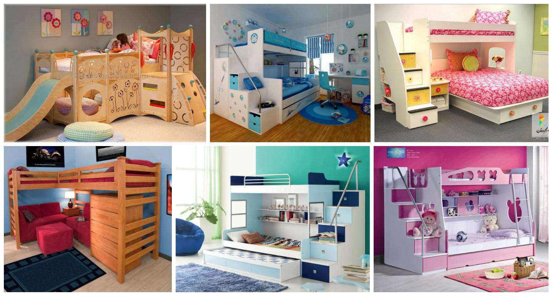 15 dormitorios modernos con literas para ni os - Cuartos para ninos ...