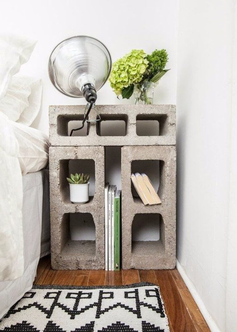 adornar tu casa con bloques de cemento 20