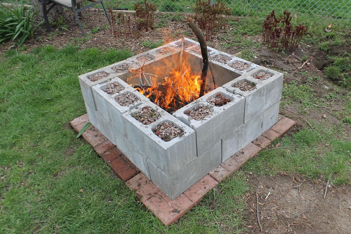 adornar tu casa con bloques de cemento 23