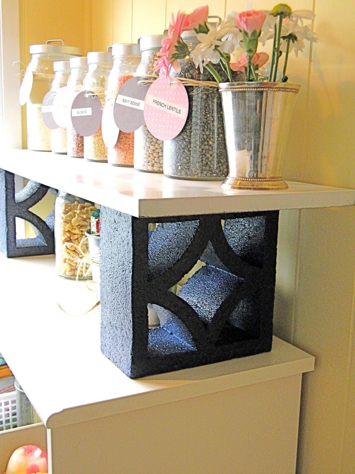 30+ Creativas Ideas para Adornar tu Casa con Bloques de Cemento