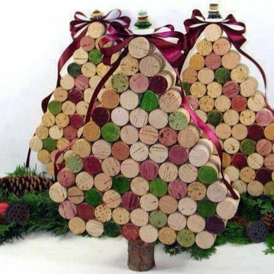 15 impressionantes adornos para navidad caseros - Adornos caseros navidad ...