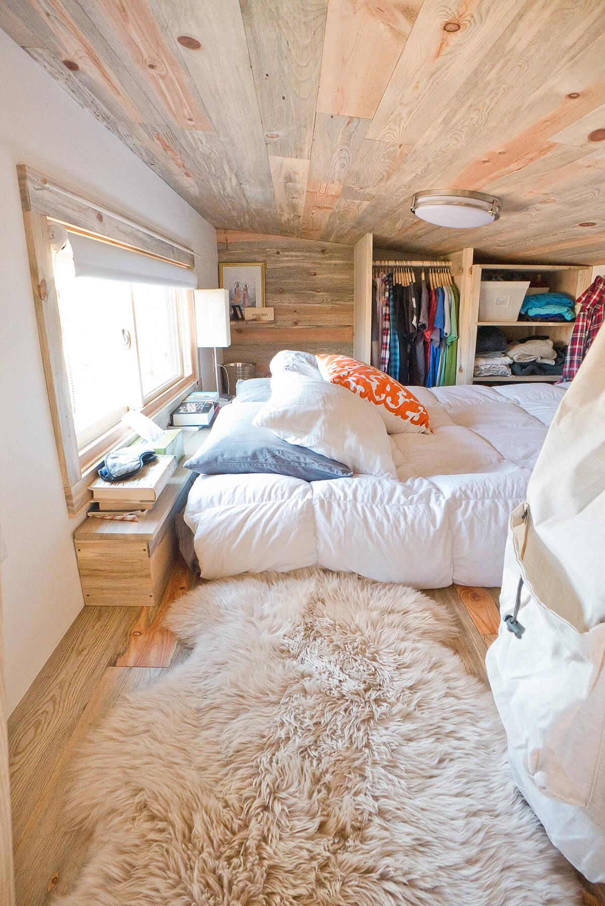 20+ Ideas Fenomenales para Ahorrar Espacio en Habitaciones Pequeñas
