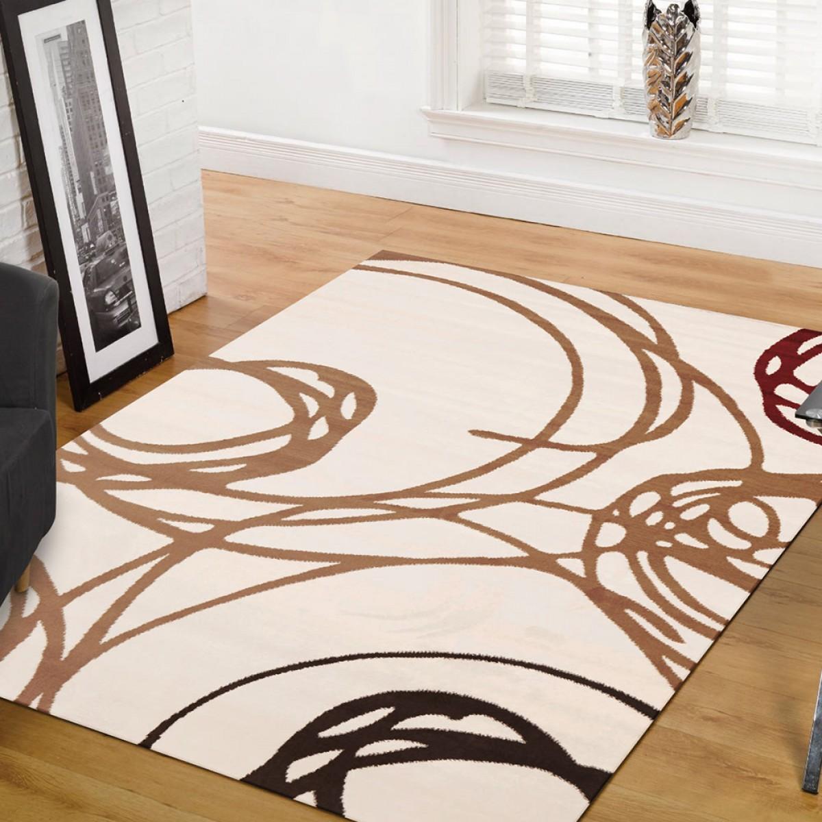15 alfombras modernas dise os exclusivos for Alfombras redondas modernas