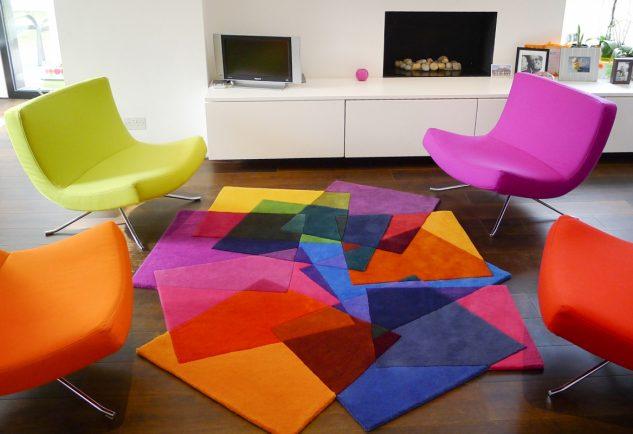 15+ Alfombras Modernas & Diseños Exclusivos