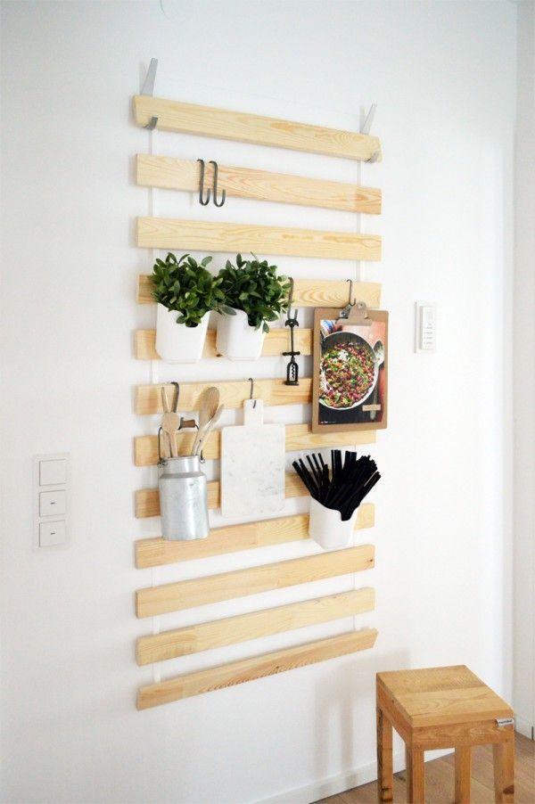 Asombroso Ideas Creativas Para Almacenaje De La Cocina Imagen ...