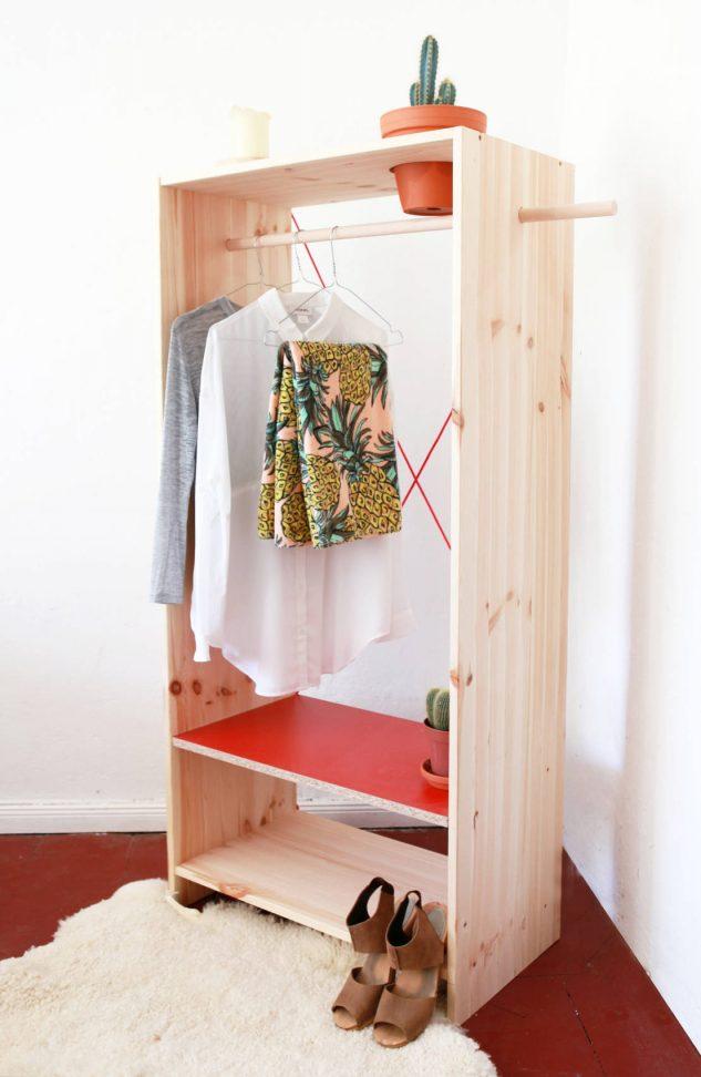 10 ideas brutales para decorar armario de esquina - Ideas para armarios ...