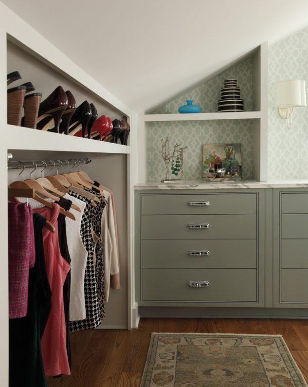 10 ideas brutales para decorar armario de esquina - Armario de esquina ...