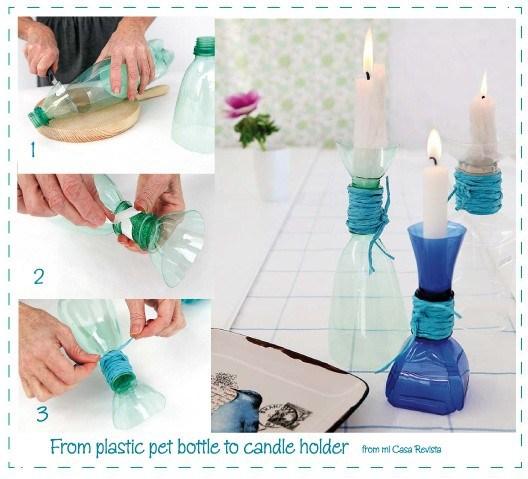 artesanias botellas plastico 10
