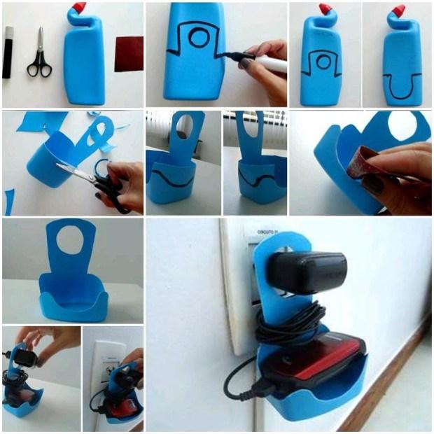 artesanias botellas plastico 3