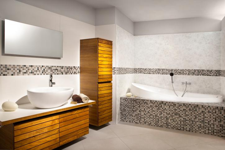 Fotos de decoraci n de ba os modernos - Decoracion cuarto de bano ...