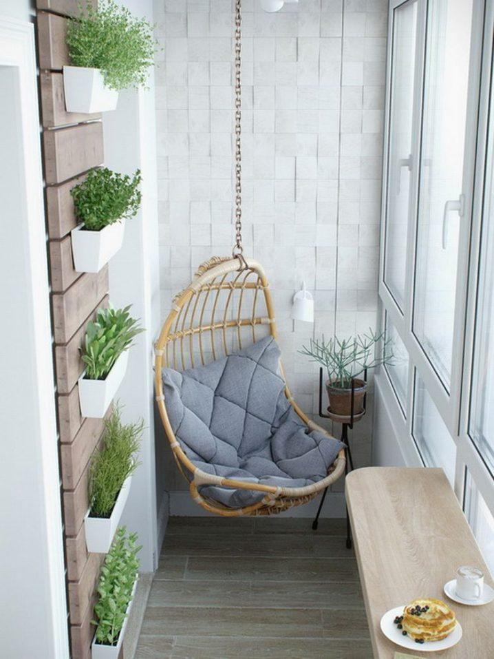 balcones decorados con plantadores 4