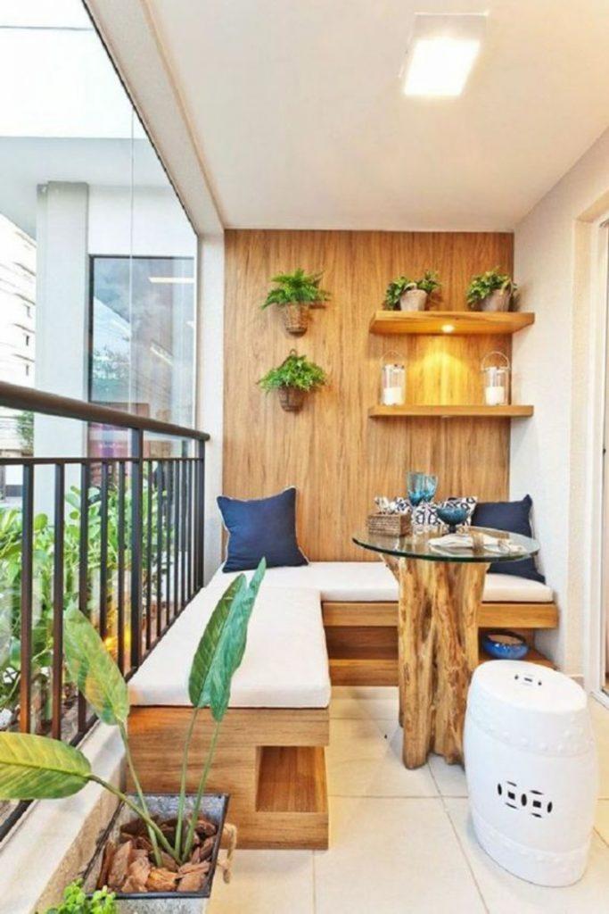balcones decorados con plantadores 7