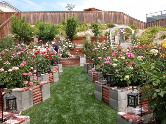 bloques de cemento para decorar tu hogar 15
