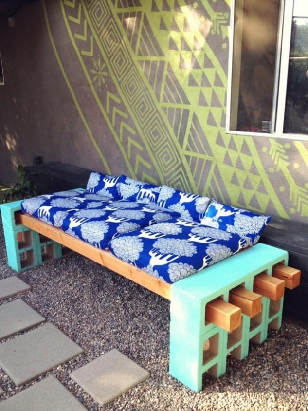 bloques de cemento para decorar tu hogar 16
