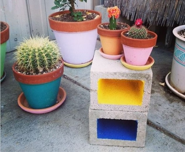 bloques de cemento para decorar tu hogar 18