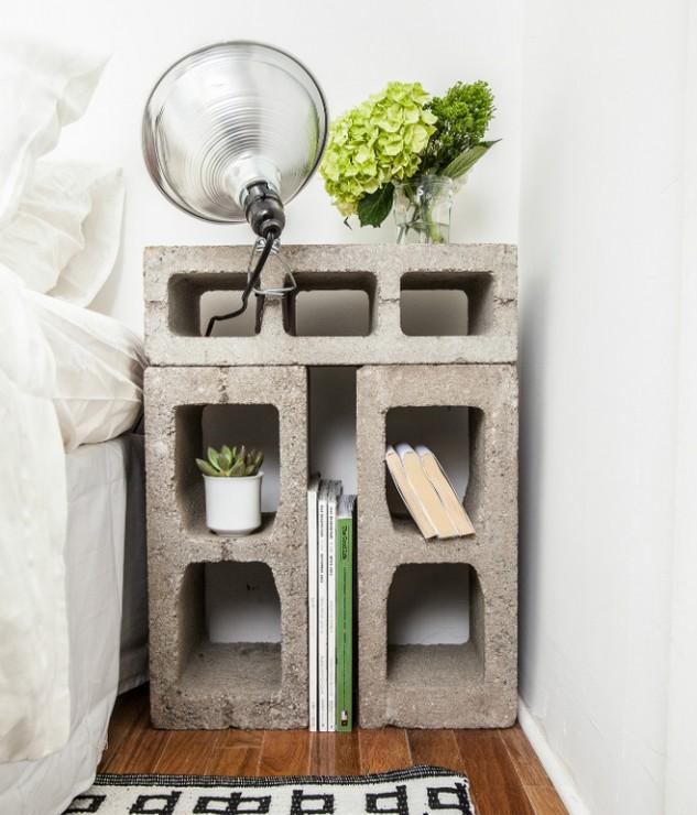 bloques de cemento para decorar tu hogar 4