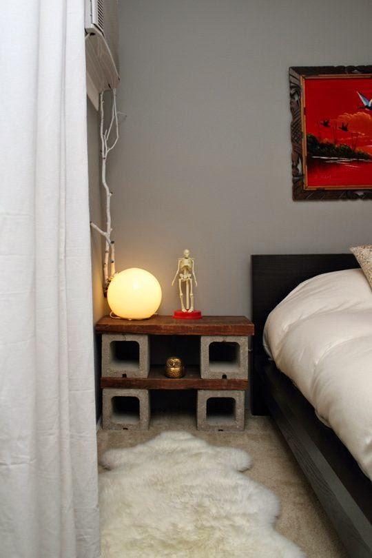 bloques de cemento para decorar tu hogar 5