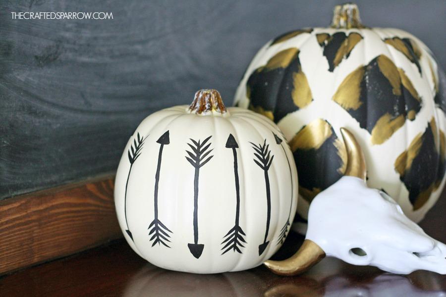 calabazas para decorar el otono 23