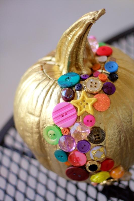 calabazas para decorar el otono 24