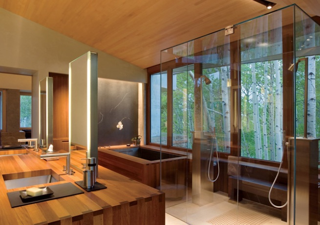 Casas de baño Feng Shui