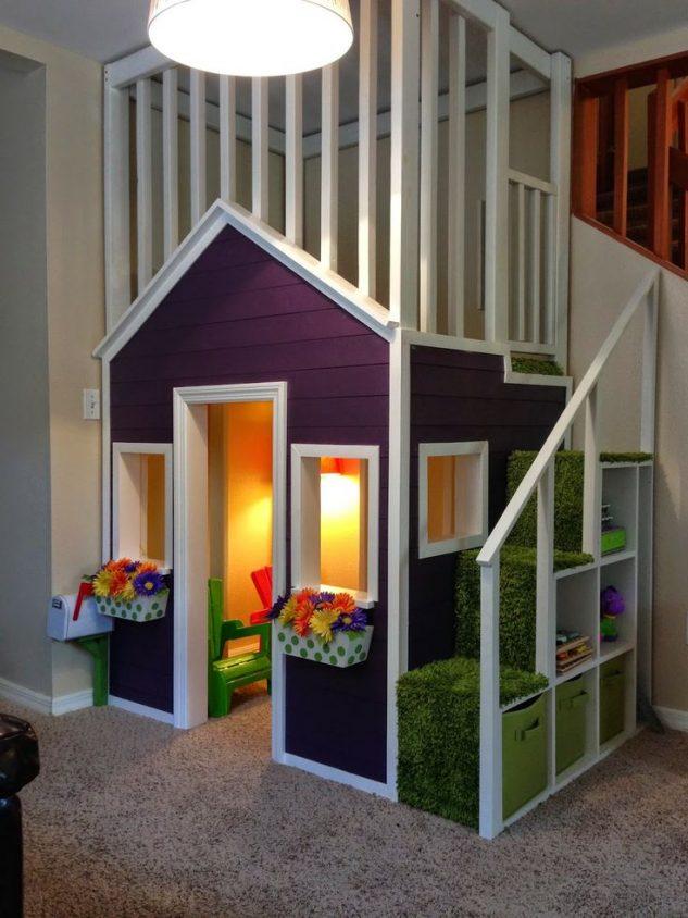 15+ Ideas Creativas para Crear una Casa de Juego