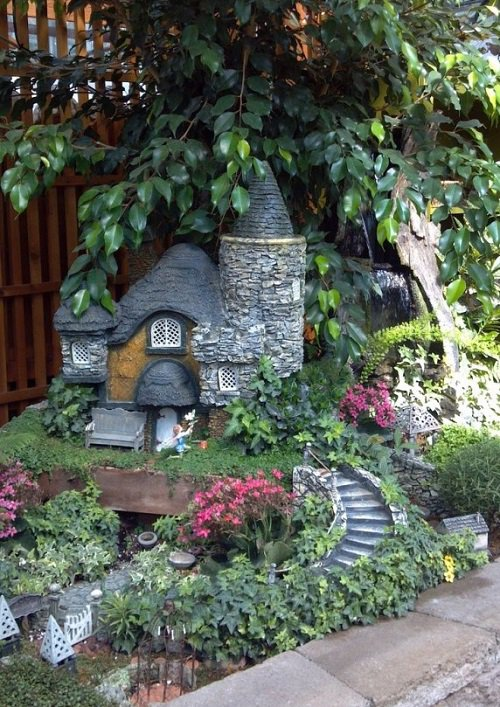 Decorar jardines con piedras y madera best perfect trendy - Jardines con madera y piedras ...