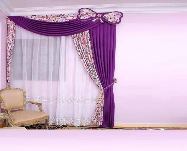 15 ideas y fotos de cortinas modernas para inspirarte for Cortinas modernas 2016