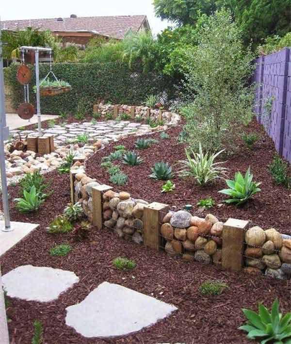 Fabulosas Ideas para la Decoración de Tu Jardín con Rocas