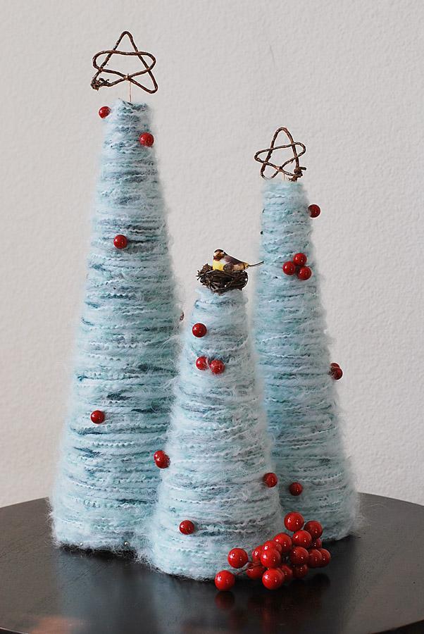 Encantador Cosas De Navidad Para Hacer En Casa Embellecimiento
