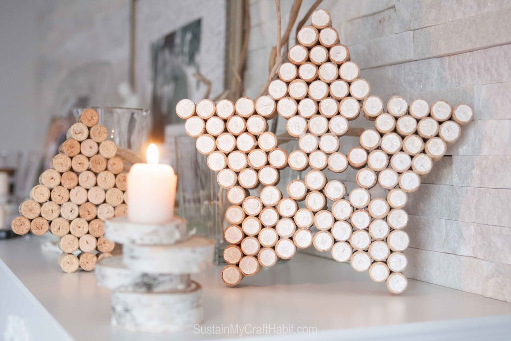 25 creativas ideas econ micas para decorar tu casa en navidad for Ideas economicas para decorar la casa