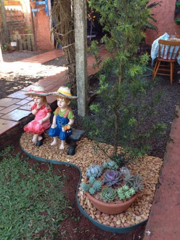 15 fant sticas ideas para decorar tu jard n for Ideas para decorar tu jardin