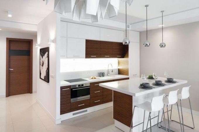 12+ Impressionantes Diseños de Modernas Islas de Cocina
