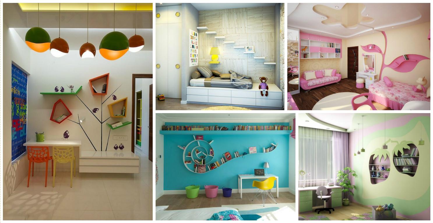 15 divertidas estanter a para la habitaci n de los ni os - Estanterias para bebes ...
