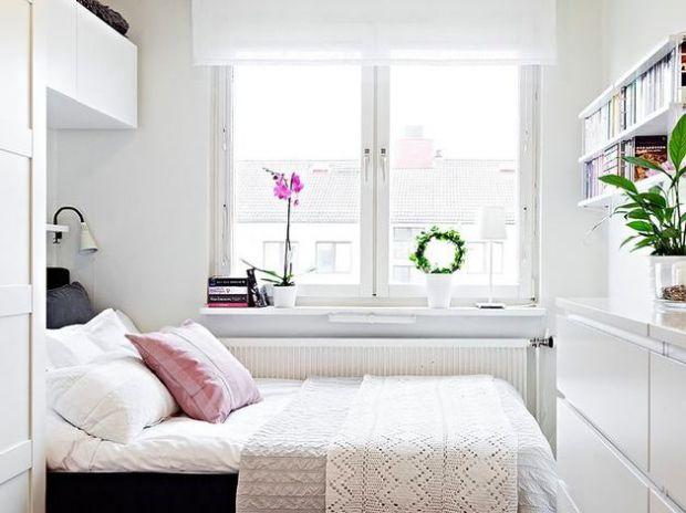 15 grandes ideas para dormitorios peque os muy acogedores On dormitorios muy pequeños