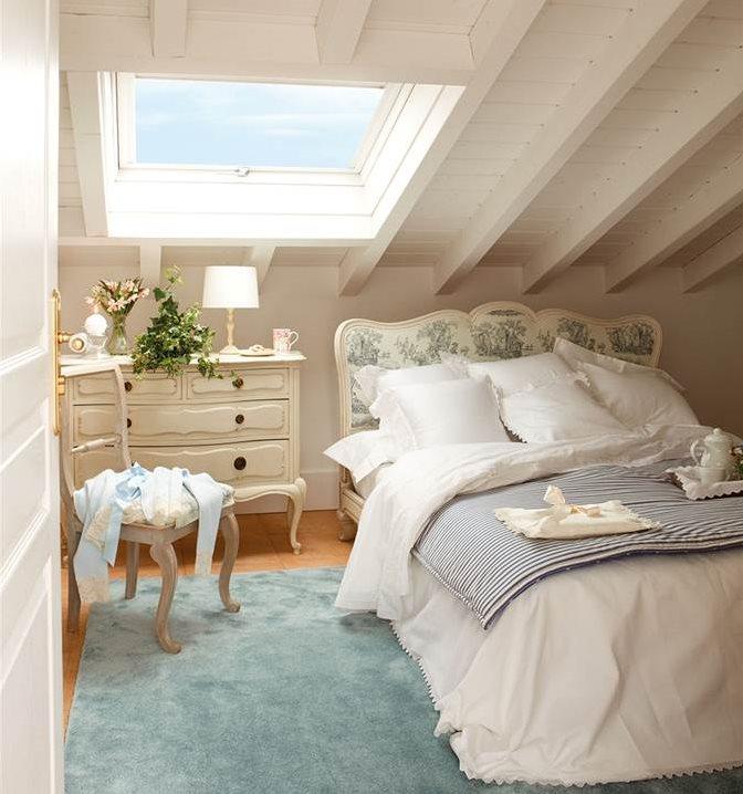 15 grandes ideas para dormitorios peque os muy acogedores - El mueble decoracion dormitorios ...