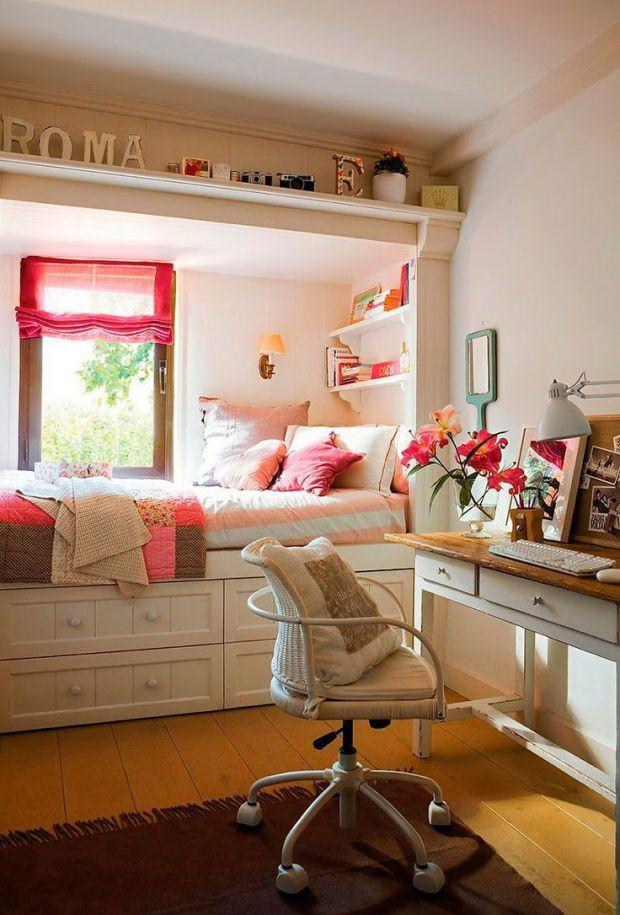 grandes ideas para dormitorios pequeos muy acogedores