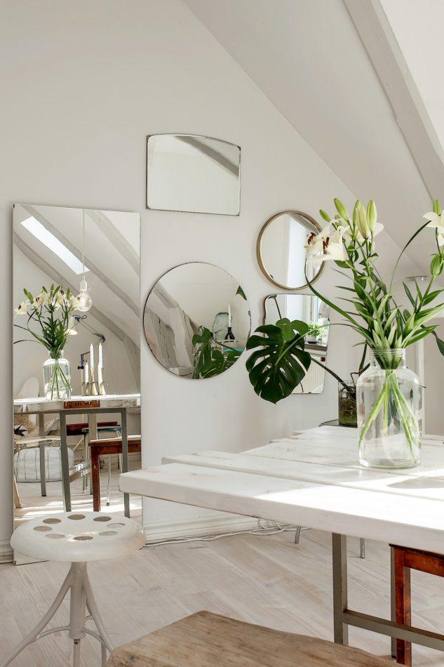 20+ Diseños Magníficos del Espejos para Crear un Hogar Mágico