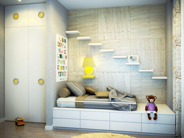 15+ Divertidas Estantería para la Habitación de los Niños