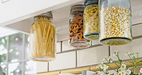 15+ Asombrosas Ideas para Almacenar las Cosas en Casa