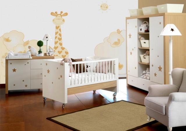 15+ Ideas Creativas para Decorar la Habitación Niña Recién Nacida