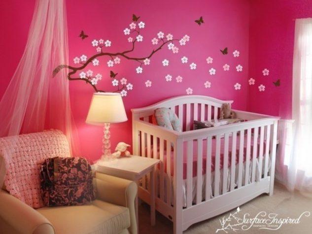 15 ideas creativas para decorar la habitaci n ni a reci n ForDecoracion De Cuarto Para Nina Recien Nacida
