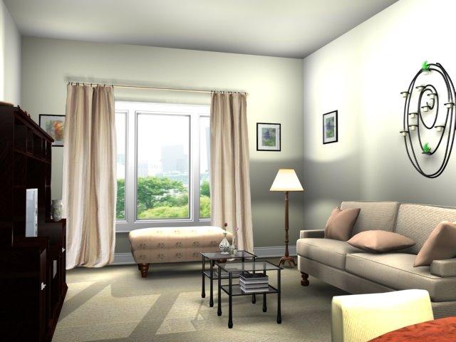 habitacione pequena sala