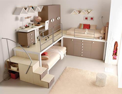 habitaciones pequenas ideas
